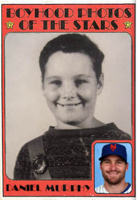 1972 Daniel Murphy (Boyhood Photos of the Stars)