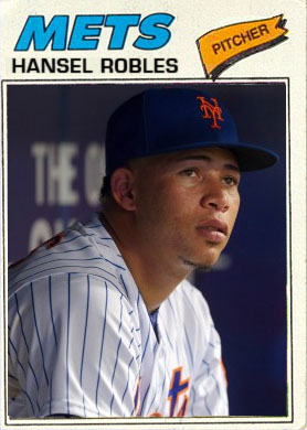 1977 Hansel Robles