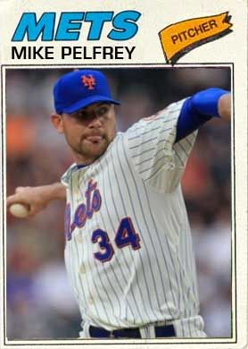 1977 Mike Pelfrey
